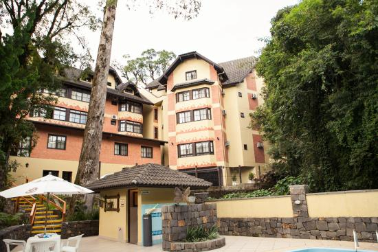 Hotel Recanto da Serra Foto