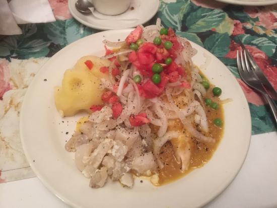 Bolivian chicken picture of restaurant vienna la paz for Austrian cuisine vienna