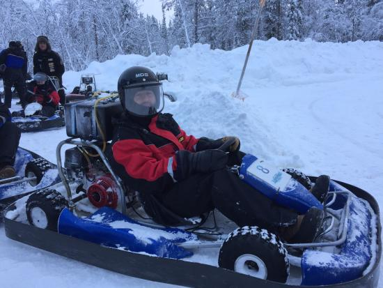ice karting levi picture of ice karting levi levi tripadvisor rh tripadvisor co za