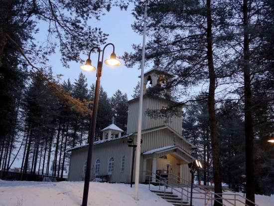 Ortodox Church Rovaniemi