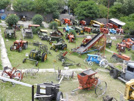 Museo de Tractores