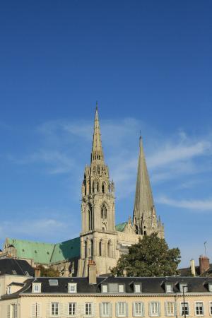 Cattedrale di Chartres: Prise de la gare