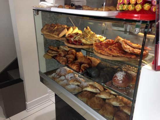 San Sebastiano al Vesuvio, İtalya: Vanity Deluxe Cafe'