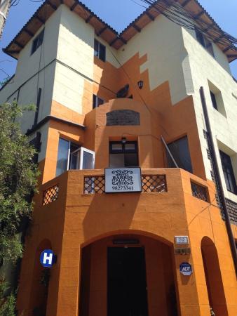 Hostal Barrio Italia