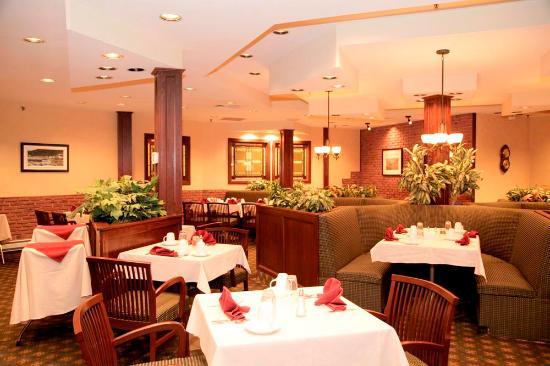 Gander, แคนาดา: Dining Area