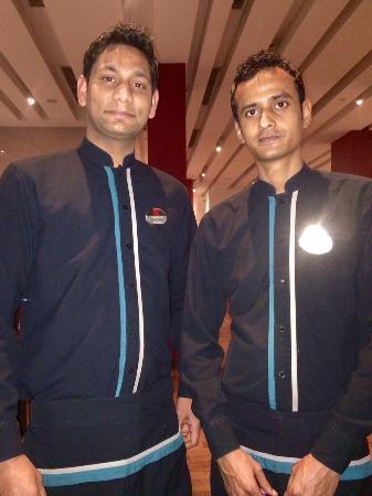 Hilton Garden Inn Gurgaon Baani Square India: Great staffs
