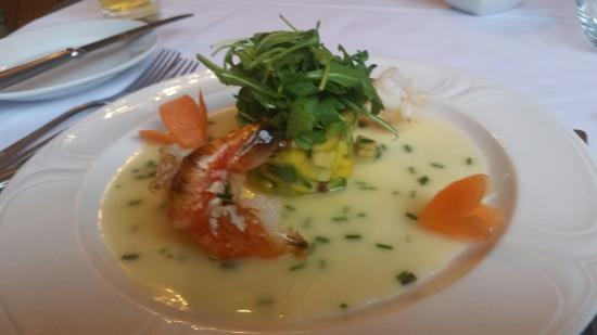 Eastcote, UK: king prawns served in perfect combination of avocado and mango 7 years ago been there ,went back