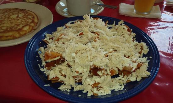 Ruben's: Best Breakfast