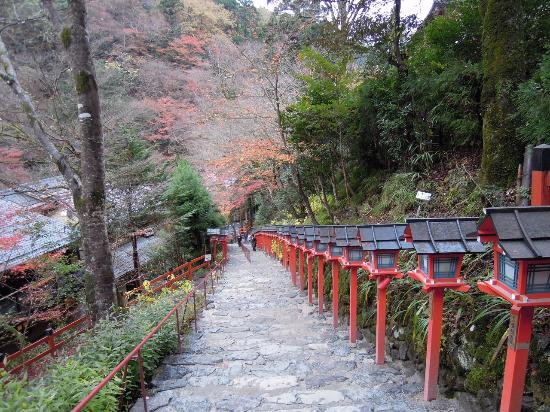 貴船神社 - Picture of Kifune Shrine, Kyoto - TripAdvisor