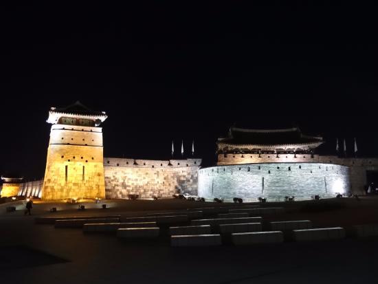 Φρούριο Hwaseong Φωτογραφία