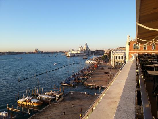 テラスからの眺め2 Picture Of Restaurant Terrazza Danieli