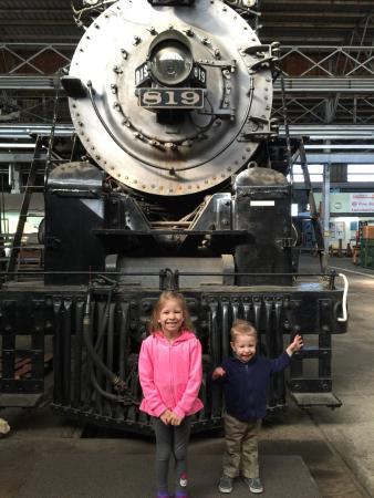 Pine Bluff, Αρκάνσας: Arkansas Railroad Museum