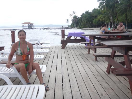 Carenero Island Photo