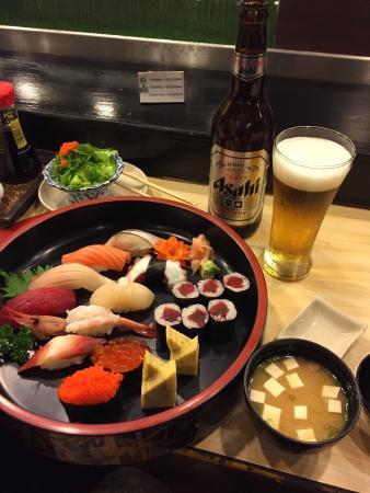 Takumi Sushi Bar Surawong