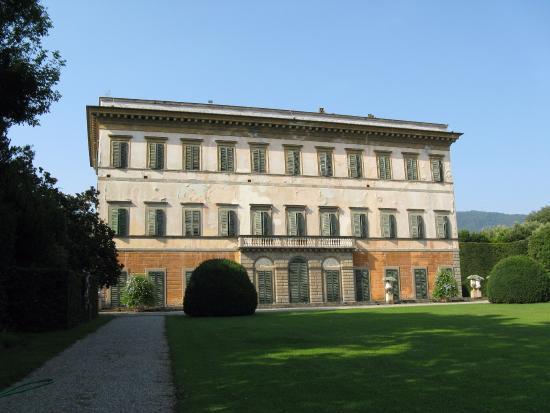Capannori, Italia: Вилла Реале, Тоскана, Италия