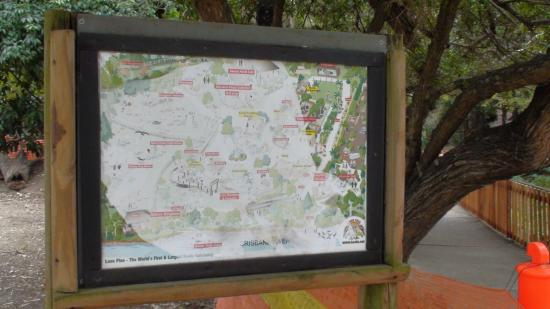 Sanctuary Point, Australia: خارطة المتنزه في داخلها للتعرف على الموقع