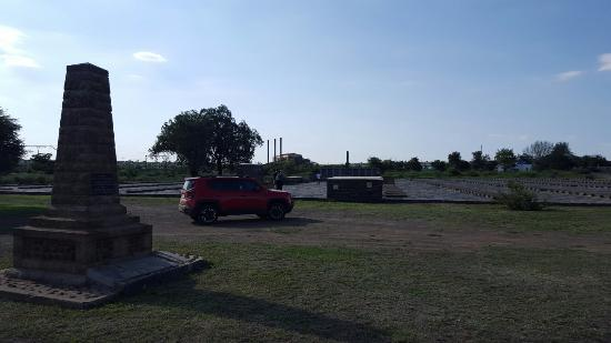 Kroonstad, South Africa: Boer War Concentration Camp Cemetery