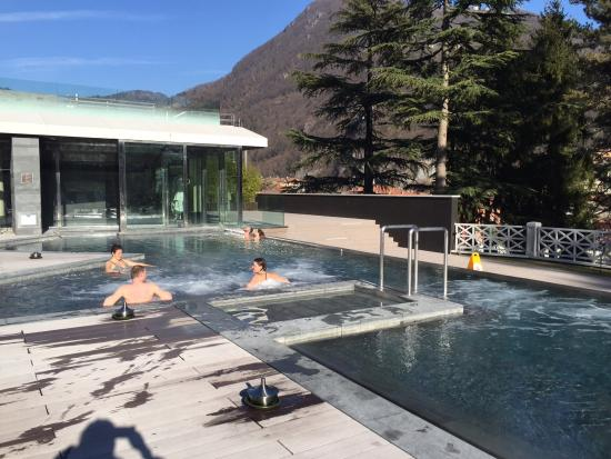 Hotel San Pellegrino Terme Con Piscina
