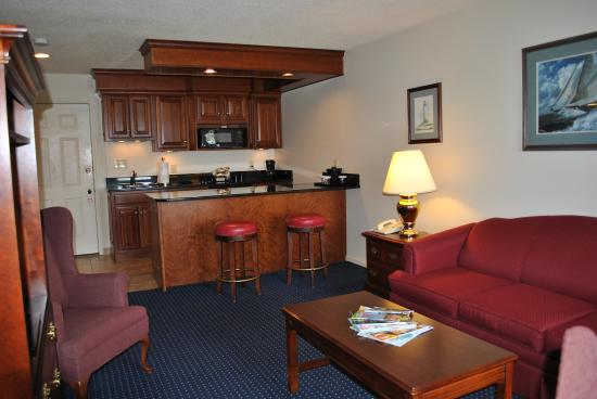 Beaufort Inn: Suite