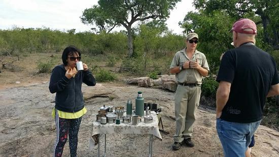 Lukimbi Safari Lodge: 20160124_074548_large.jpg