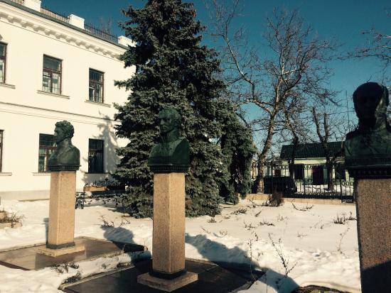 Ochakiv, Ukraina: Suvorov Military and History Museum