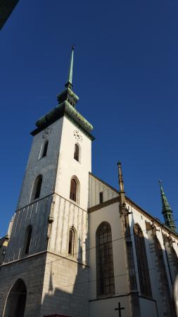 St. Jacob's Church Foto