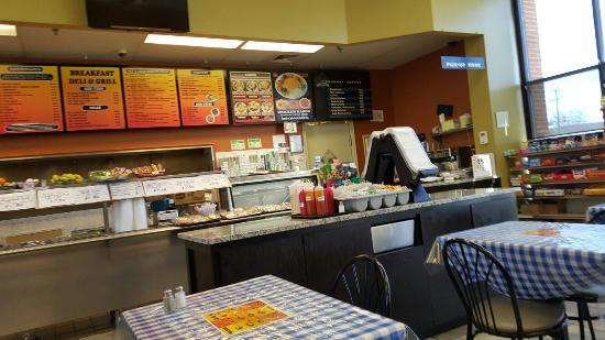 Deli Mall Cafe
