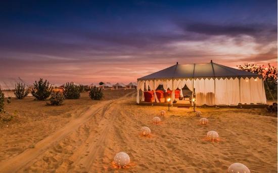 Gangaur Desert Resort Khuri