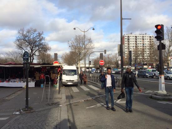 Picture of porte de clignancourt saint ouen - 30 avenue de la porte de clignancourt ...