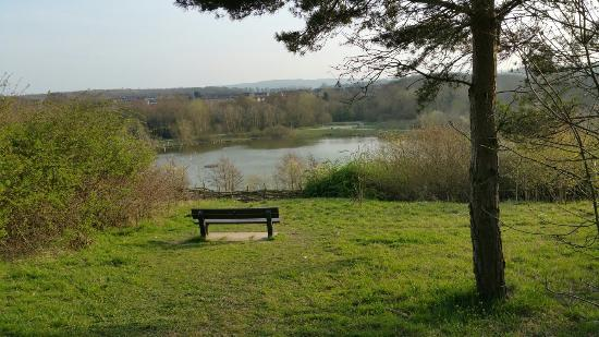 Staveley, UK: Poolsbrook Country Park
