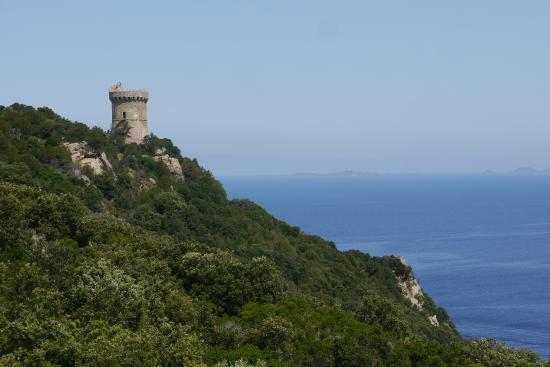 Coti-Chiavari, Francie: La Tour de Capo Di Muro