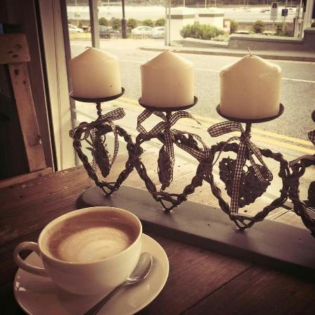 Deganwy, UK: Coffee