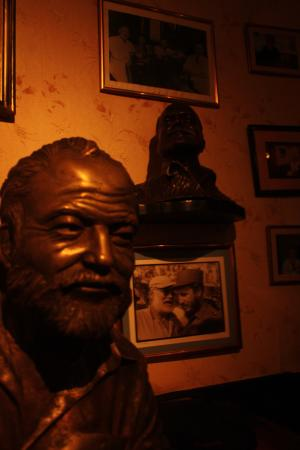 Drink in a Hemingway's Style!