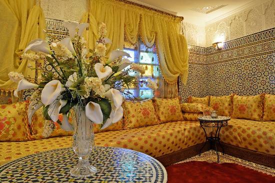 Blue sky hotel f s maroc voir les tarifs 16 avis et for Salon zen rabat tarifs