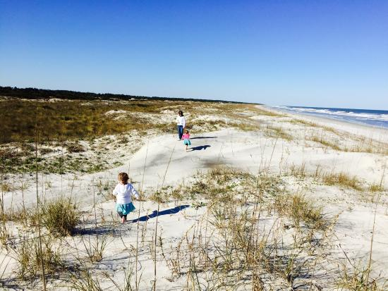 Little Talbot Island State Park Weather