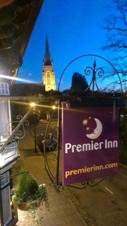 Premier Inn Marlow Hotel: IMAG1944_large.jpg