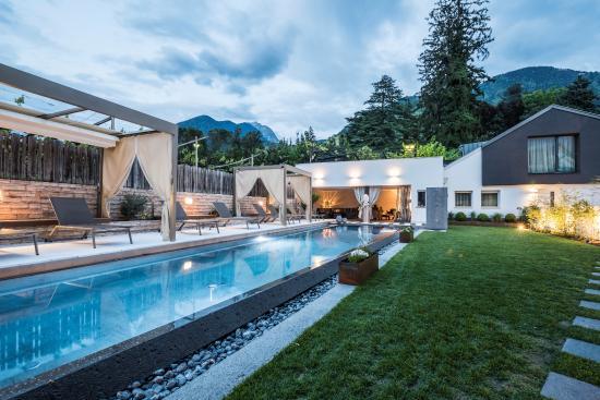 Merangardenvilla bewertungen fotos preisvergleich for Hotel meran design