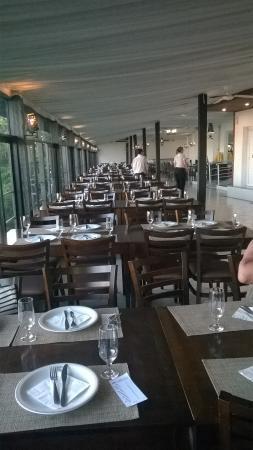 Restaurante Cristo Luz.