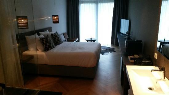 Nes, เนเธอร์แลนด์: Gerenoveerde kamers bij van Heeckere Hotel