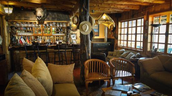 Hotel El Barranco: Restaurant