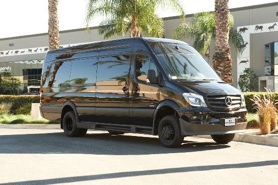 Benicia, كاليفورنيا: Mercedes Benz Sprinter