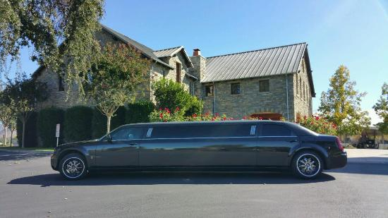 Benicia, Калифорния: Chrysler 300