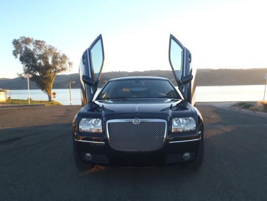 Benicia, แคลิฟอร์เนีย: Chrysler Lambo Door