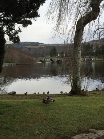 Kenmore, UK: Beautiful location very quiet