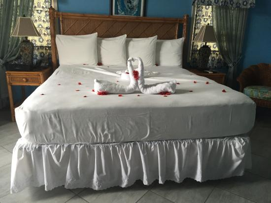 The Villas at Sunset Lane: Honeymoon Suite