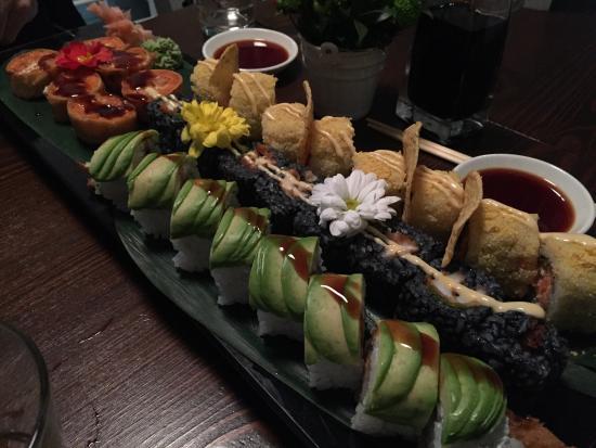 Copacabana Temakeria - Brazilian Sushi Photo