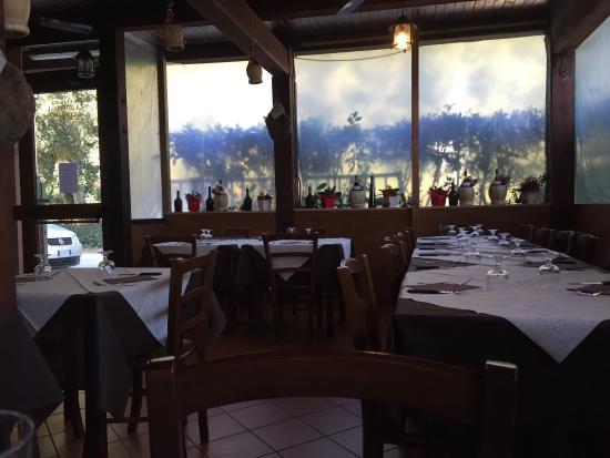 La Bottega Di Coltano : Esterno ed interno del locale