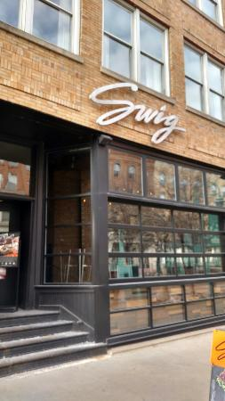 Photo of American Restaurant Swig at 217 North Broadway, Milwaukee, WI 53202, United States