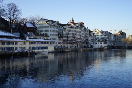 Cantón de Zúrich, Suiza: Zurich