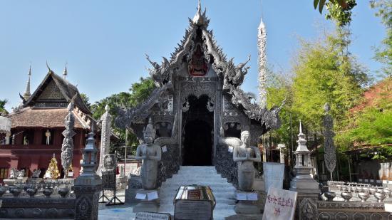 Wat Sri Suphan Januar 2016 Silbertempel - Picture of Wat Sri Suphan, Chiang M...